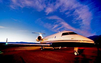 Business Jet Aircraft